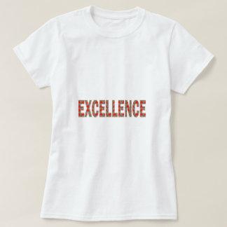 EXCELLENT EXCELLENCE Quality Achievement Topper T-Shirt
