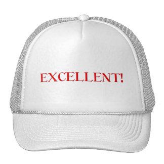 Excellent! Trucker Hats