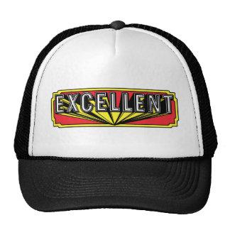 EXCELLENT HAT