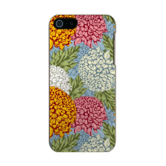 Excellent pattern with chrysanthemums incipio feather® shine iPhone 5 case