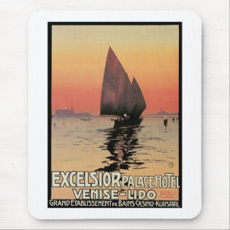 Excelsior Palace Hotel Venise  Lido Italy Mouse Pad