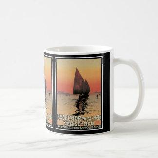 Excelsior Palace Hotel: Venise-Lido Basic White Mug