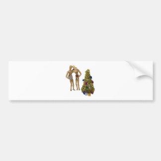 ExchangingGifts120409 copy Bumper Sticker