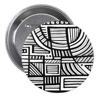 Exciting Sophisticated Cheerful Sweet 7.5 Cm Round Badge