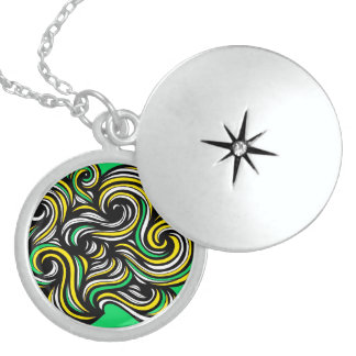 Exciting Sophisticated Cheerful Sweet Round Locket Necklace