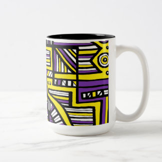 Exciting Sophisticated Cheerful Sweet Two-Tone Mug