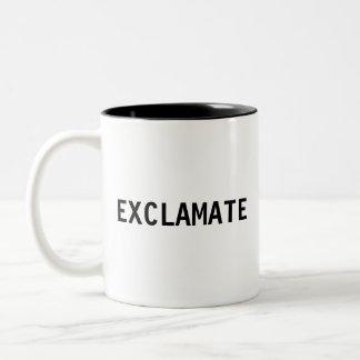 Exclamate Mug