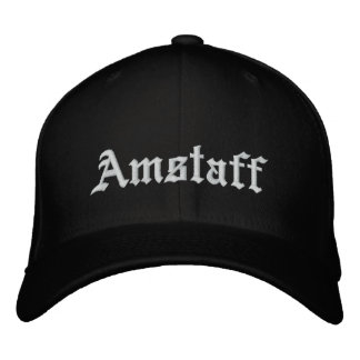 exclusive amstaff cap