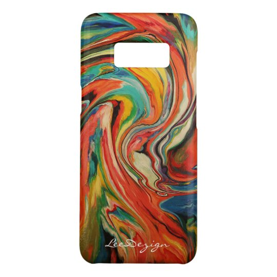 Exclusive arty cell phone cover