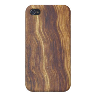Exclusive Awesome Wood grain Is iPhone 4 Cover