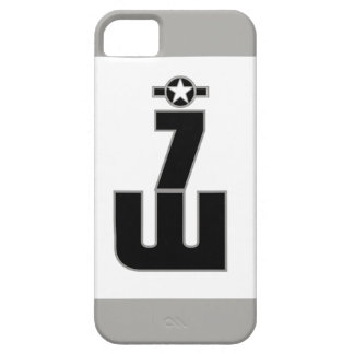 Exclusive layer 7W iPhone 5 Case