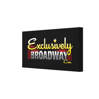 ExclusivelyBroadway.com Canvas Print