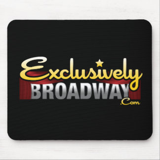 ExclusivelyBroadway.com Mouse Mat