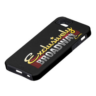 ExclusivelyBroadway.com Tough iPhone 5 Case