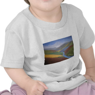 Exe Valley View by Janet Davies,Devon Tees