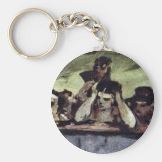 Execution Of Emperor Maximilian Of Mexico,  By Man Key Chains