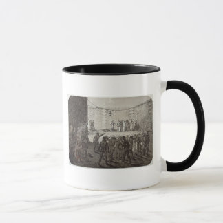 Execution of Hostages During the Commune, 1871 Mug
