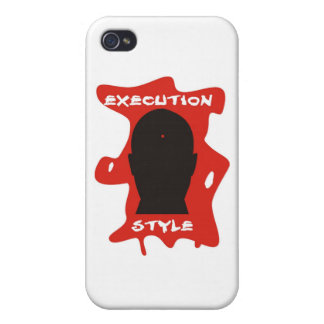 Execution Style 2 Cases For iPhone 4