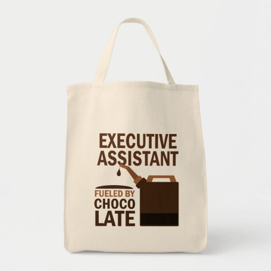 Executive Assistant Gift (Funny) Tote Bag
