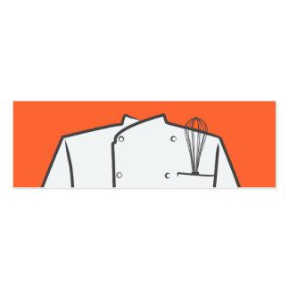 Executive Chef Mini Business Card