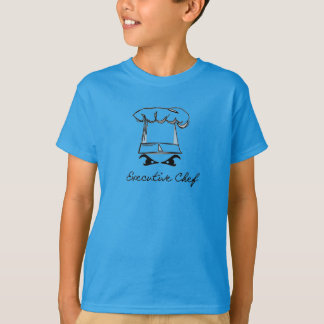 Executive Chef Tee for Kids