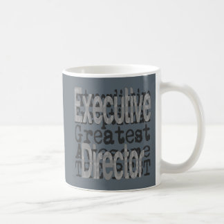 Executive Director Extraordinaire Coffee Mug
