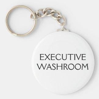 EXECUTIVE WASHROOM KEY RING