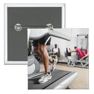 Exercise 2 15 cm square badge