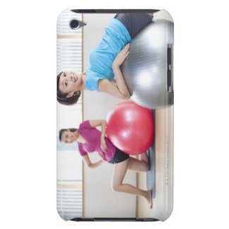 Exercise Balls Barely There iPod Case