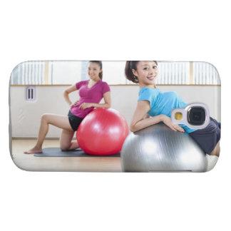 Exercise Balls Galaxy S4 Case