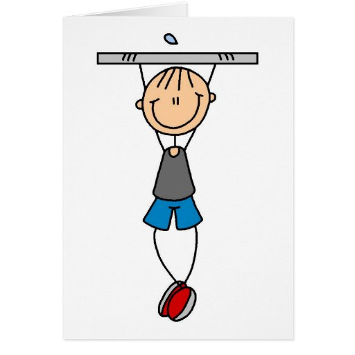 Exercise Chin Ups Tshirts and Gifts Cards