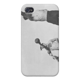 Exercise iPhone 4 Covers