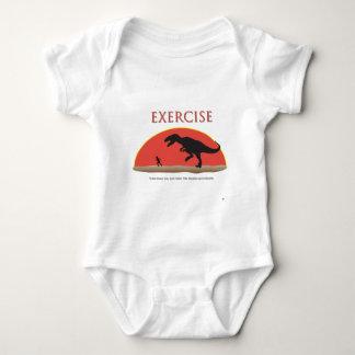 Exercise - Proper Motivation Baby Bodysuit