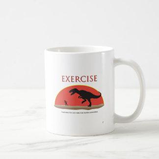 Exercise - Proper Motivation Coffee Mug