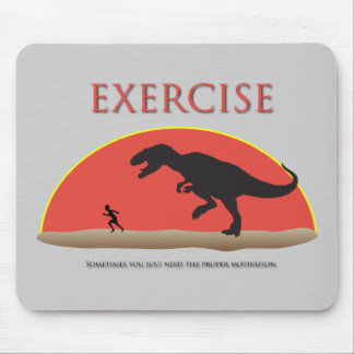Exercise - Proper Motivation Mouse Pad