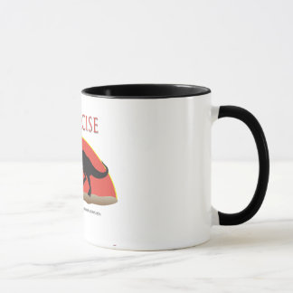 Exercise - Proper Motivation Mug