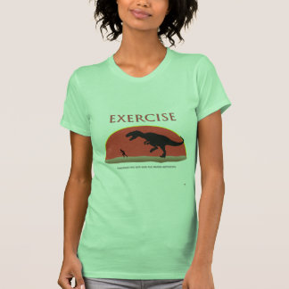 Exercise - Proper Motivation T-Shirt