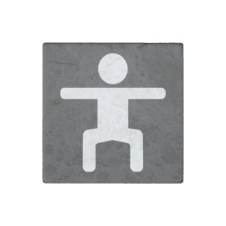 Exercise Stresses Minimal Stone Magnet
