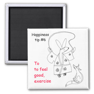 exercise to feel good magnet
