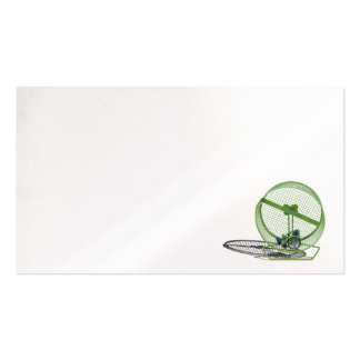 Exercise Wheel Wheelchair Double-Sided Standard Business Cards (Pack Of 100)