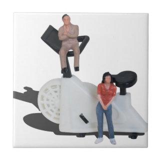 ExerciseBikeMotivators042014.png Ceramic Tile