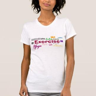 Exercises T Shirt