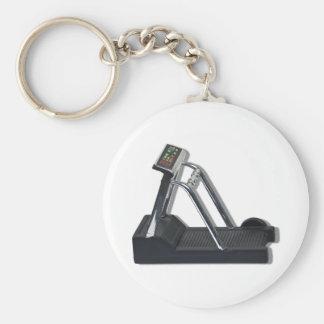 ExerciseTreadmill092610 Basic Round Button Key Ring