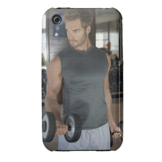 Exercising, Gym, Sport, Man, Body care, Day, Case-Mate iPhone 3 Case