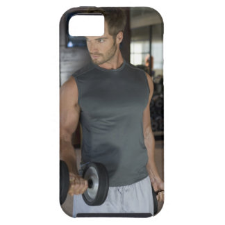 Exercising, Gym, Sport, Man, Body care, Day, iPhone 5 Cases