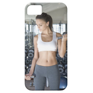 Exercising, Gym, Sport, Woman, Body care, Day, iPhone 5 Case