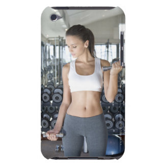 Exercising, Gym, Sport, Woman, Body care, Day, iPod Touch Covers