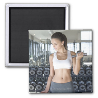 Exercising, Gym, Sport, Woman, Body care, Day, Magnet