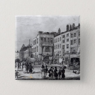 Exeter Change 15 Cm Square Badge