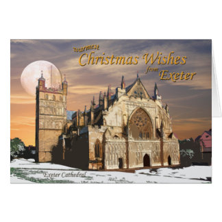 Exeter Christmas Card